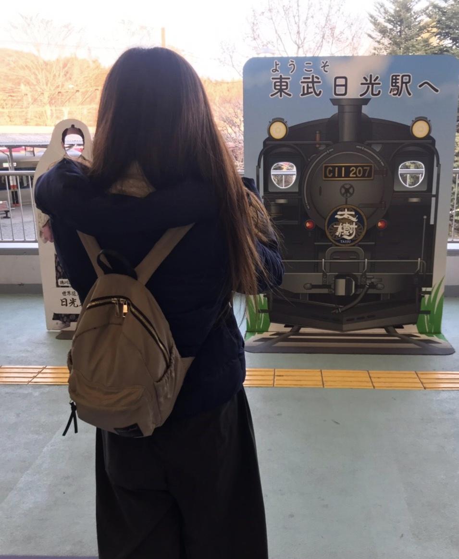 東武日光駅から中禅寺湖に向かいます!