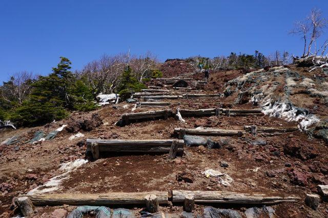 最後の期の階段をのぼれば